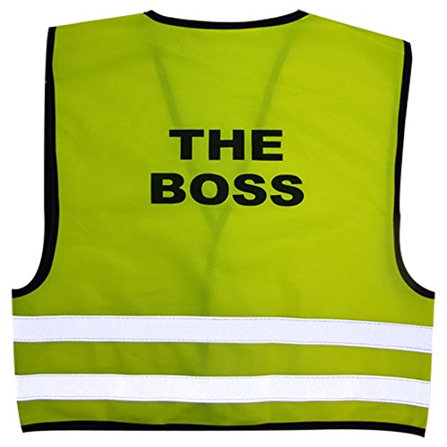 kids-high-visibility-hi-viz-safety-vest-top-hi-vis-baby-waistcoat-childrens-gift-large-2-3-years-the