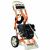 Generac 5991 3,000 PSI 2.7 GPM Gas Pressure Washer