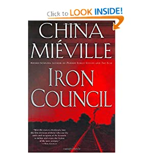 Iron Council - China Mieville