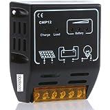 DODOCOOL 10A 12V/24V Solar-Laderegler Sicherer Solar Panel Batterie Regulator Sicherer Schutz