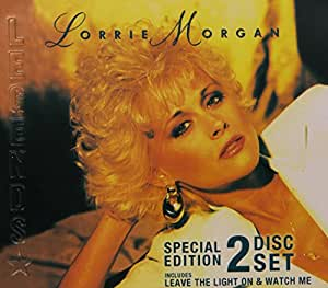 lorrie morgan leave the light on watch me music. Black Bedroom Furniture Sets. Home Design Ideas