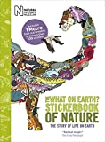 The What on Earth? Stickerbook of Nature: Build your own stickerbook timeline of the amazing 4 billion year story of life on Earth!