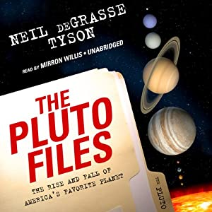 The Pluto Files Audiobook
