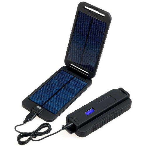 Powertraveller Power Monkey Extreme 9000mAh Solar Charger for iPad, iPad 2,iPhone,Nook,Xoom,Kindle,Playbook