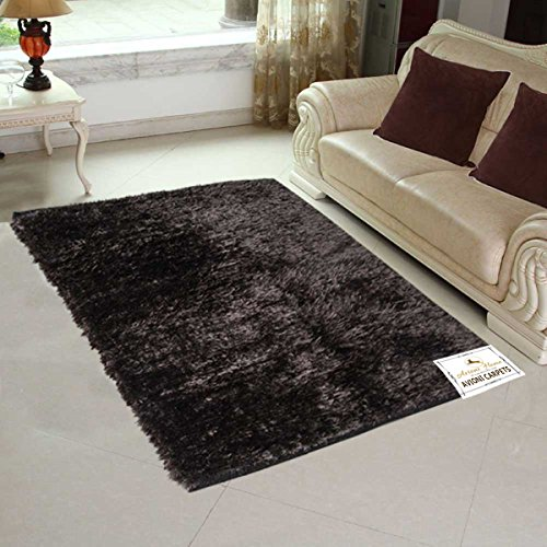 Avioni Handloom Rugs For Living Room In Fur Reversible -3 Feet X 5 Feet
