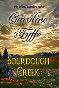 Sourdough Creek by Caroline Fyffe ebook deal