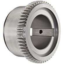 Lovejoy/Sier-Bath Gear Coupling, C Type, Continuous Sleeve Gear Coupling Flex Hub