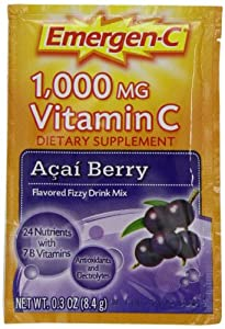 Emergen-C Acai Berry from Alacer