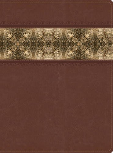 The Apologetics Study Bible, Cinnamon/Brocade LeatherTouch, Indexed PDF
