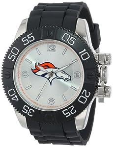 "Amazon.com: Game Time Men's NFL-BEA-DEN ""Beast"" Watch - Denver Broncos"