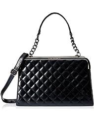 Lino Perros Women's Handbag (Black) - B01KOI0XCW