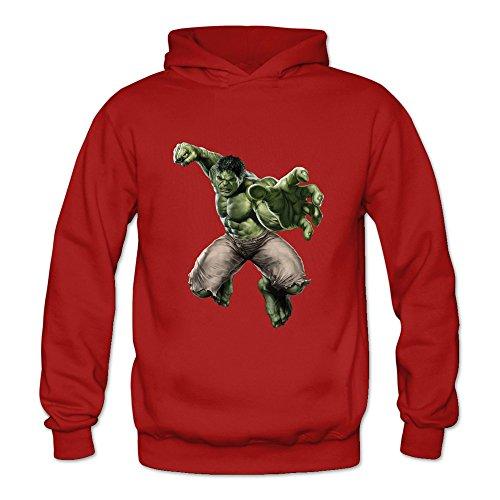 Men's Hulk Hoodie