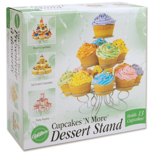 Wilton Cupcakes 'N More Dessert Stand - Small