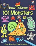Top That! How To Draw 101 Funny Monsters
