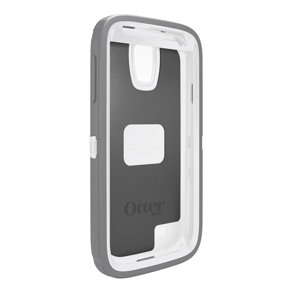Otterbox   Defender Series and Holster Case for Samsung Galaxy S 4 - 1 Pack - Retail Packaging