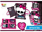 Imc Toys - Cojin Monster High Diario...