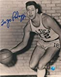 Togo Palazzi Boston Celtics Autographed/Hand Signed 8x10 Photo