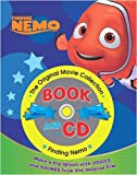 Disney Book and CD: