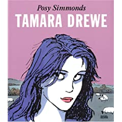 Tamara Drewe de Posy Simmonds dans Bande dessinee 51hNFQGgGKL._SL500_AA240_