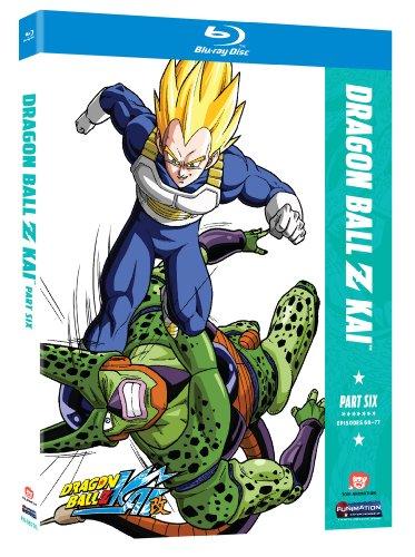 ドラゴンボール Z 改 シーズン1-6 [Blu-ray] [北米版] 日本語音声・英語音声字幕版