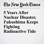 5 Years After Nuclear Disaster, Fukushima Keeps Fighting Radioactive Tide | Jonathan Soble