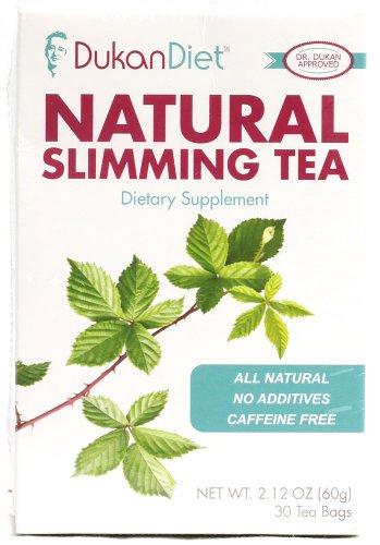 Régime Dukan Natural Slimming Tea - 30 Sachets