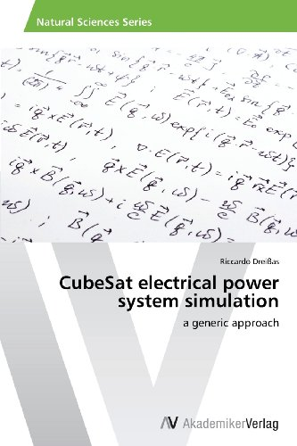 CubeSat electrical power system simulation: a generic approach