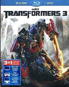 Transformers 3 (Blu-Ray+Dvd+E-Copy)