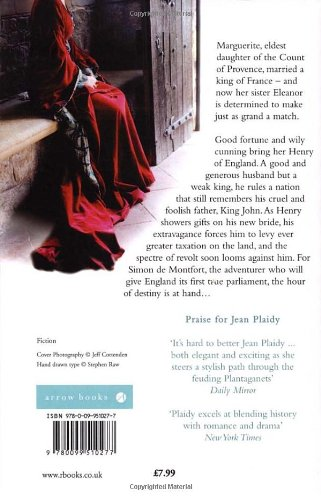 The Queen From Provence: (Plantagenet Saga)