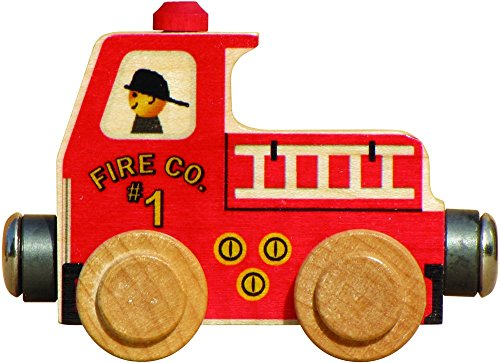 NameTrain Fire Truck