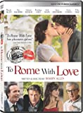 To Rome With Love [DVD] [2012] [Region 1] [US Import] [NTSC]