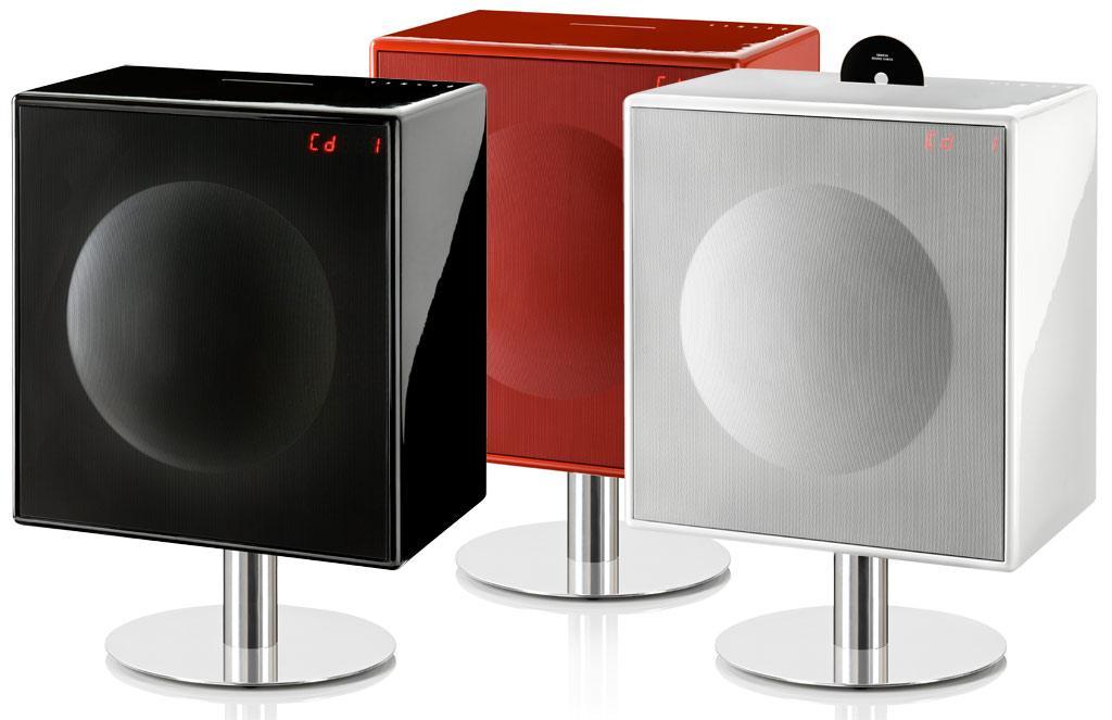 Amazon.com: Geneva Sound System Model XL Wireless High Powered All-in