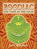Zoodiac: The Year of the Maze (1877003042) by Heimann, Rolf