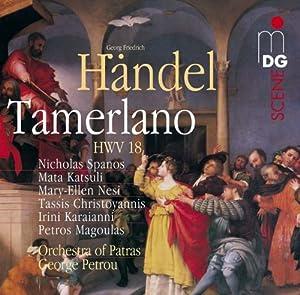 Händel: Tamerlano