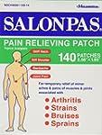 Salonpas Pain Relieving Patch - 140 P...