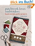 Patchwork Loves Embroidery: Hand Stit...