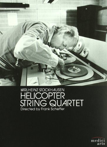 Karlheinz Stockhausen: Helicopter Quartet [DVD] [2008] [NTSC]