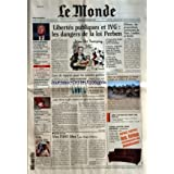 MONDE (LE) [No 18302] du 29/11/2003 - UNION EUROPEENNE - MARIO MONTI (PHOTO) VEUT INFLIGER UNE SANCTION DE 1 MILLIARD...