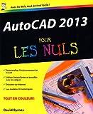 echange, troc David BYRNES - AutoCAD 2013 Pour les Nuls
