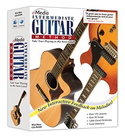 Intermediate Guitar Method Version 3