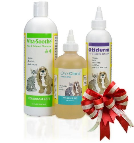PHS Healthy Hygiene Dog Gift Set