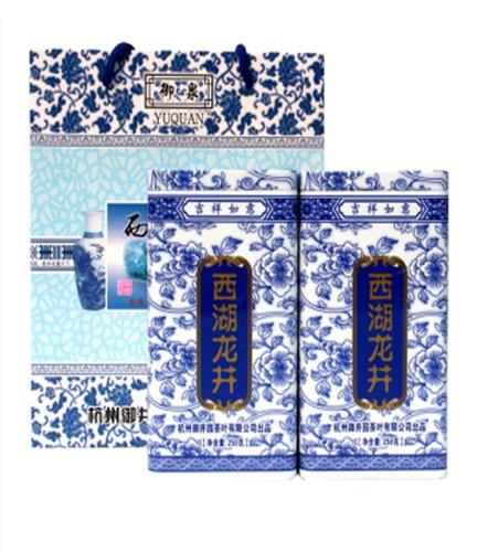 The West Lake Longjing Tea Of High Quality Green Tea 250G*2