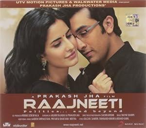 Raajneeti (Hindi Film / Bollywood Movie / Indian Cinema Music CD)