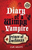 Tim Collins Prince of Dorkness: Diary of a Wimpy Vampire