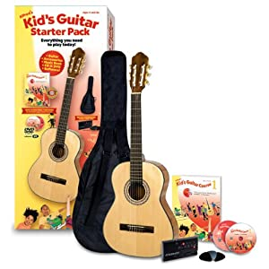 Alfred&#8217;s Kid&#8217;s Guitar Course, Complete Starter Pack