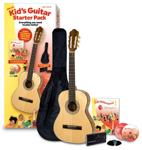 Alfred's Kid's Guitar Course, Complete Starter Pack