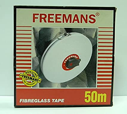 Fiberglass Measuring Tape (50Mtrs)