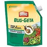 Ortho Bug-Geta Snail and Slug Killer, 6-Pound (Tamaño: 6-Pound)