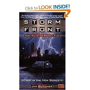 Storm Front - Dresden Files
