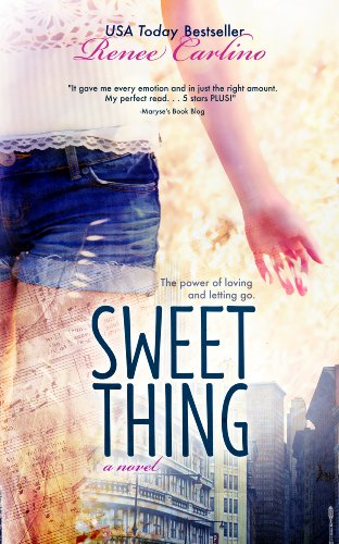 "<p style=""text-align: center;""><strong>Don't Miss Today's Kindle eBook of the Day: Hundreds of Rave Reviews for Renee Carlino's Contemporary Women's Romantic Fiction <em>Sweet Thing</em></strong></p>"
